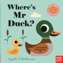 Where's Mr Duck? - Book