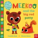 Meekoo and the Big Red Potty - Book