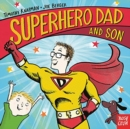Superhero Dad and Son - Book