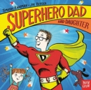 Superhero Dad and Daughter - Book