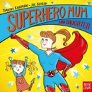 Superhero Mum and Daughter - Book