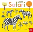 Animal Families: Safari - Book