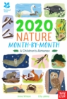 National Trust: 2020 Nature Month-By-Month: A Children's Almanac - Book