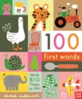 100 First Words - Book
