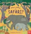Who's Hiding on Safari? - Book
