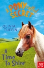 A Pony Called Secret: A Time To Shine - Book