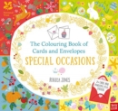 National Trust: The Colouring Book of Cards and Envelopes: Special Occasions - Book