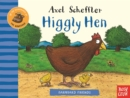 Farmyard Friends: Higgly Hen - Book