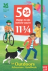 National Trust: 50 Things To Do Before You're 11 3/4 - Book