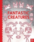 British Museum Press Out and Decorate: Fantastic Creatures - Book