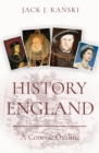 History of England : A Concise Outline - Book