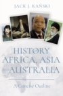 History of Africa, Asia and Australia : A Concise Outline - Book
