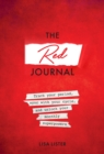 The Red Journal : Track Your Period, Sync with Your Cycle, and Unlock Your Monthly Superpowers - Book