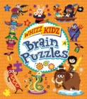 Whizz Kidz: Brain Puzzles - Book