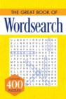 The Great Book of Wordsearch - Book