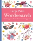 Large Print Wordsearch : Challenge Yourself with These Entertaining Puzzles - Book