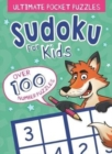 Ultimate Pocket Puzzles: Sudoku for Kids - Book