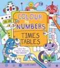 Colour by Numbers: Times Tables - Book