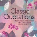 Classic Quotations - Book