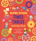 Super Stars! Times Tables Activity Book - Book