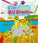 Colour by Numbers: Wild Animals - Book