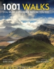 1001 Walks : You must experience before you die - eBook