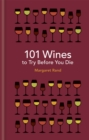 101 Wines to try before you die - Book