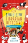 Emily Lime - Librarian Detective : The Pencil Case - Book