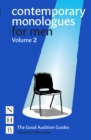 Contemporary Monologues for Men : Volume 2 - eBook