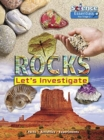 Rocks: Let's Investigate - Book