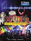 Sound: Let's Investigate - Book