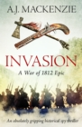 Invasion : An epic novel of historical adventure - eBook
