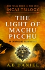 The Light of Machu Picchu : An enthralling Incan historical fantasy - eBook