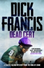 Dead Cert : A classic racing mystery from the king of crime - eBook