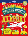 Sticker World - Airport - Book