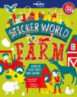 Sticker World - Farm - Book