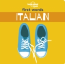 First Words - Italian - Book