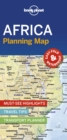 Lonely Planet Africa Planning Map - Book