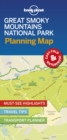 Lonely Planet Great Smoky Mountains National Park Planning Map - Book