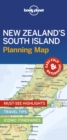 Lonely Planet New Zealand's South Island Planning Map - Book