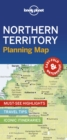 Lonely Planet Northern Territory Planning Map - Book