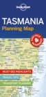 Lonely Planet Tasmania Planning Map - Book