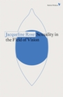 Sexuality in the Field of Vision - Book