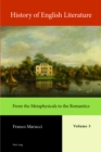 History of English Literature, Volume 3 - eBook : From the Metaphysicals to the Romantics - eBook