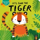 Let's Find the Tiger - Book