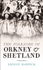 The Folklore of Orkney and Shetland - eBook