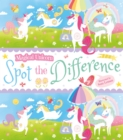 Magical Unicorn Spot the Difference - Book