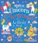 Magical Unicorn Christmas Activity Book - Book