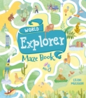 World Explorer Maze Book - Book