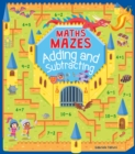 Maths Mazes: Adding and Subtracting - Book